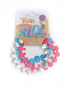 DreamWorks Trolls Trolls 3 Pack Bracelets