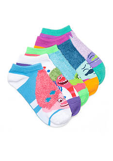 DreamWorks Trolls Multi Pack Trolls Socks Girls