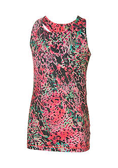 adidas Printed Tank Top Girls 7-16
