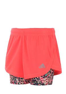 adidas Marathon Mesh Short Girls 4-6x