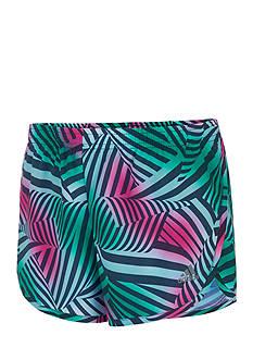 adidas Printed Woven Shorts Girls 7-16