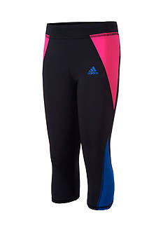 adidas Colorblocked Capri Leggings Girls 4-6x