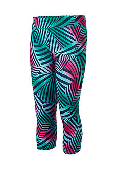 adidas Printed Capris Girls 7-16