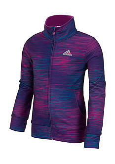adidas® Printed Tricot Jacket Girls 4-6x