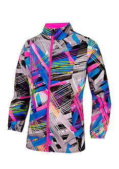 adidas Run Like The Wind Printed Jacket Girls 4-6x