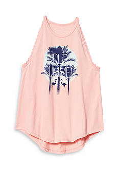 Jessica Simpson 'Endless Summer' Graphic Tank Girls 7-16