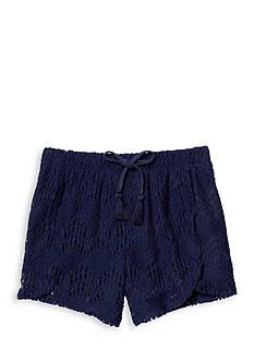 Jessica Simpson Lace Short Girls 7-16