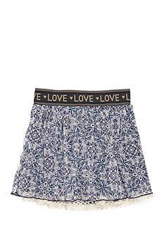 Jessica Simpson Neytiri Chiffon Overlay Skirt Girls 7-16
