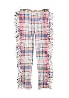 Jessica Simpson Mercella Plaid Pant Girls 7-16