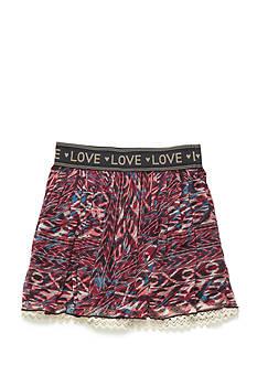 Jessica Simpson Mini Ruffled Skirt Girls 7-16