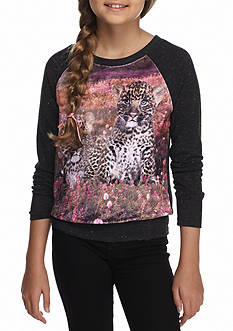 Jessica Simpson Knit Pull Over Girls 7-16