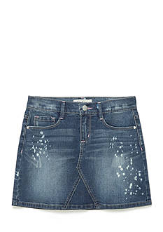 Jessica Simpson Sara Denim Skirt Girls 7-16