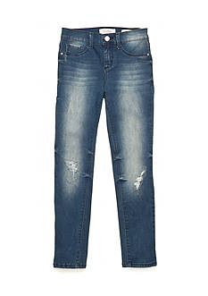 Jessica Simpson Girls' Kiss Me Skinny Jeans Girls 7-16