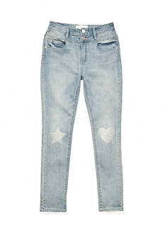 Jessica Simpson High Rise Skinny Jeans Girls 7-16