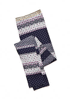 Jessica Simpson Diamond Stripe Novelty Leggings Girls 7-16