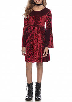 Jessica Simpson Fit and Flare Dress Girls 7-16