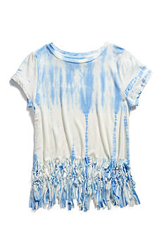 Jessica Simpson Fringe Tee Girls 7-16