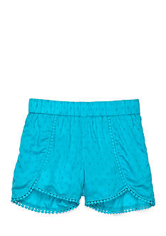 Jessica Simpson Marcy Textured Dot Soft Shorts Girls 7-16