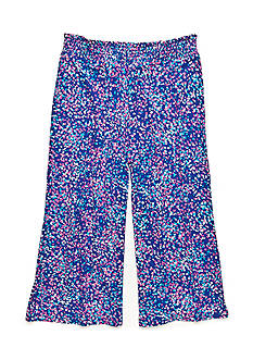 Jessica Simpson Kitty Printed Flared Pants Girls 7-16
