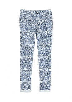 Squeeze Patterned Skinny Jean Pant Girls 7-16