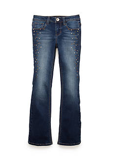 Squeeze Bling Boot Cut Jean Pant Girls 7-16