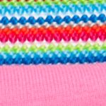 Baby & Kids: Squeeze Girls: Rainbow Squeeze Novelty Knit Waistband Shorty Shorts Girls 4-6x