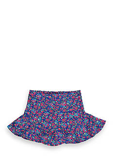 Hartstrings Ditsy Floral Skirt Girls 7-16