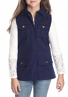 Red Camel® Utility Vest Girls 7-16
