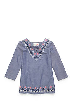 Red Camel® Chambray Top Girls 7-16