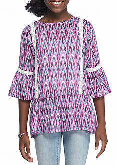 Red Camel® Printed Top Girls 7-16