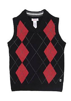 IZOD Argyle Sweater Vest Boys 4-7