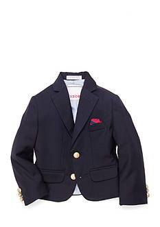 IZOD 2 Button Basic Blazer Boys 4-7