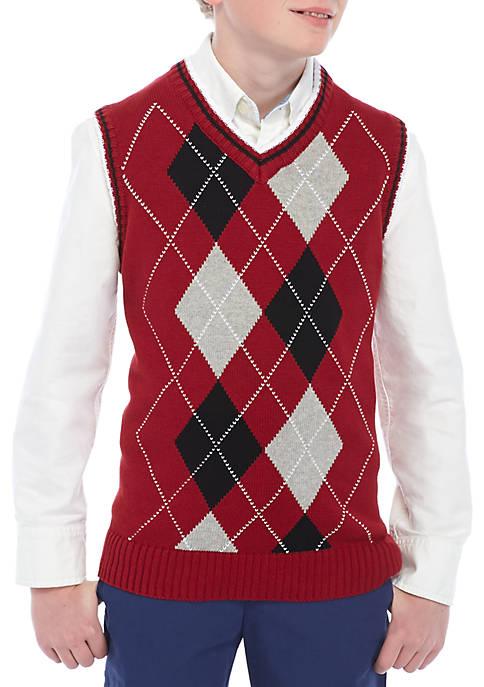 IZOD Heritage Essential Sweater Vest | belk