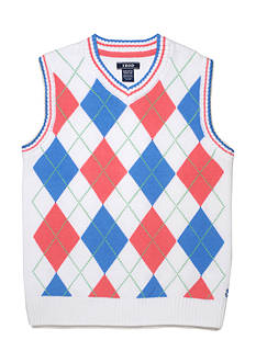IZOD Sweater Vest Boys 8-20