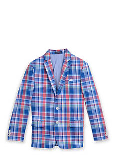 IZOD Plaid Jacket Boys 8-20