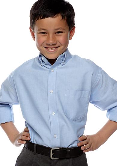 Izod Oxford Shirt Boys 8 20 Belk