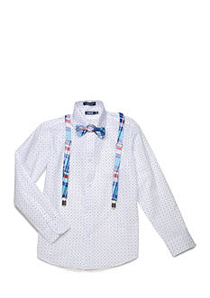 IZOD 3-Piece Shirt Set Boys 8-20