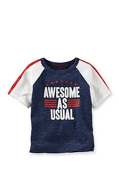 OshKosh B'gosh Awesome Varsity Tee Boys 4-7