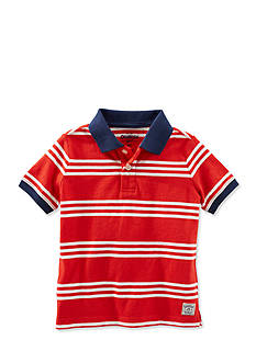 OshKosh B'gosh® Striped Polo Boys 4-7
