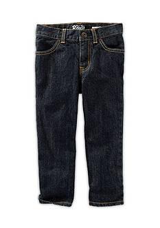 OshKosh B'gosh River Dark Straight Jeans Boys 4-7