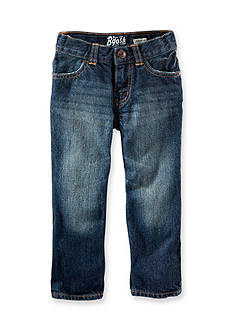 OshKosh B'gosh Authentic Tinted Straight Jeans Boys 4-7