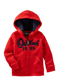 OshKosh B'gosh Logo Fleece Hoodie Boys 4-7