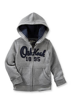 OshKosh B'gosh® Heritage Fleece Hoodie Boys 4-7
