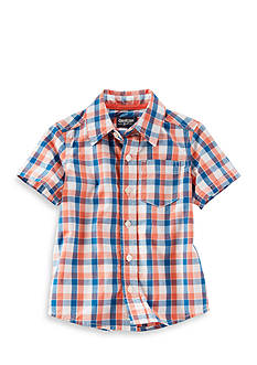 OshKosh B'gosh Plaid Button-Front Shirt Boys 4-7