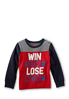 OshKosh B'gosh® Printed 'Win Some Lose None' Tee Boys 4-7