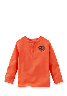 OshKosh B'gosh® Henley Thermal Shirt Boys 4-7