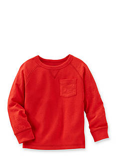 OshKosh B'gosh® Solid Pocket Thermal Shirt Boys 4-7