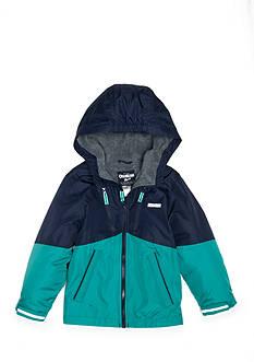 OshKosh B'gosh Mid-Weight Color Block Coat Boys 4-7