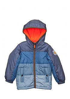 OshKosh B'gosh Stripe Puffer Jacket Boys 4-7