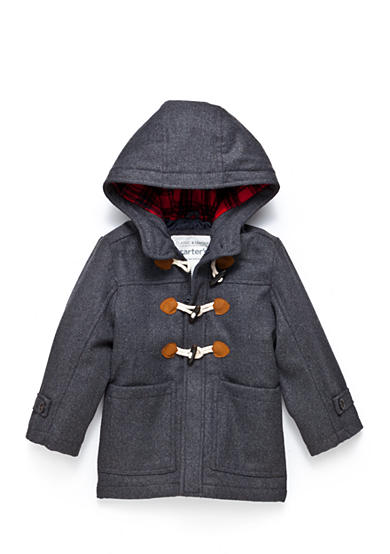 Carter's® Toggle Wool Coat Boys 4-7